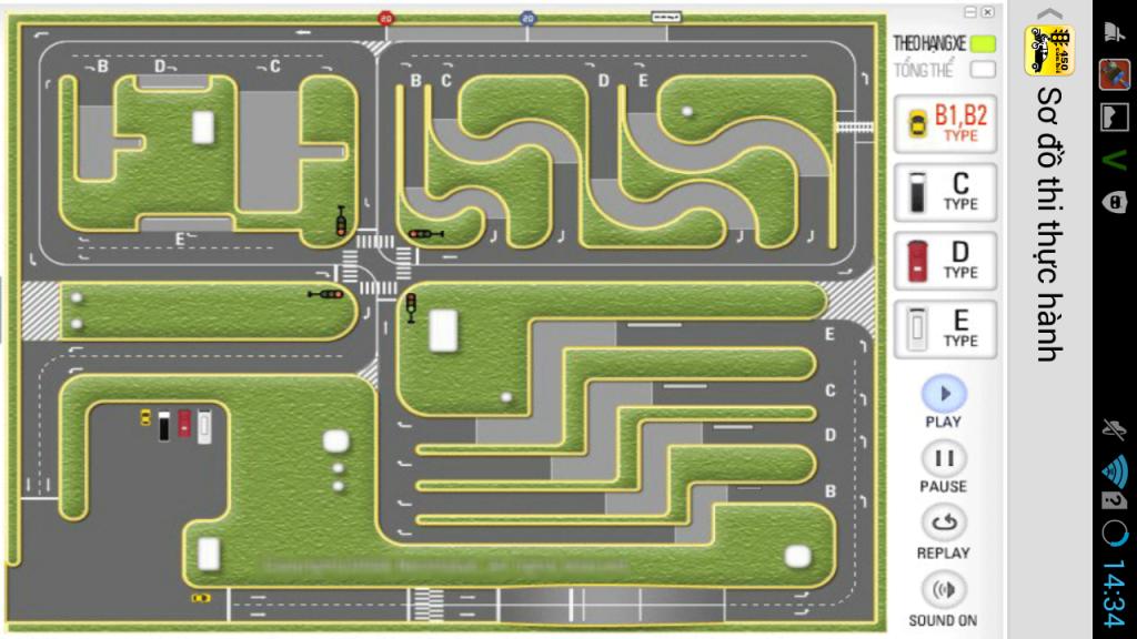 Nội dung thi bằng lái xe B2 theo quy định Bộ GTVT