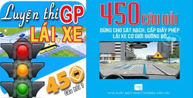 Download 450 Câu Hỏi Thi Lái Xe Ô Tô B2