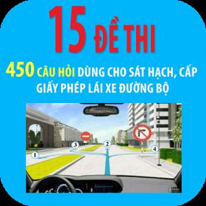 thi thử bằng lái xe b2 online