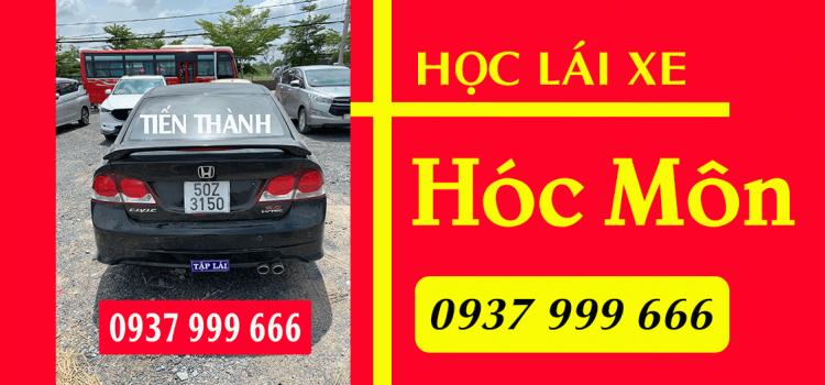 học lái xe Hóc Môn tại Tiến Thành