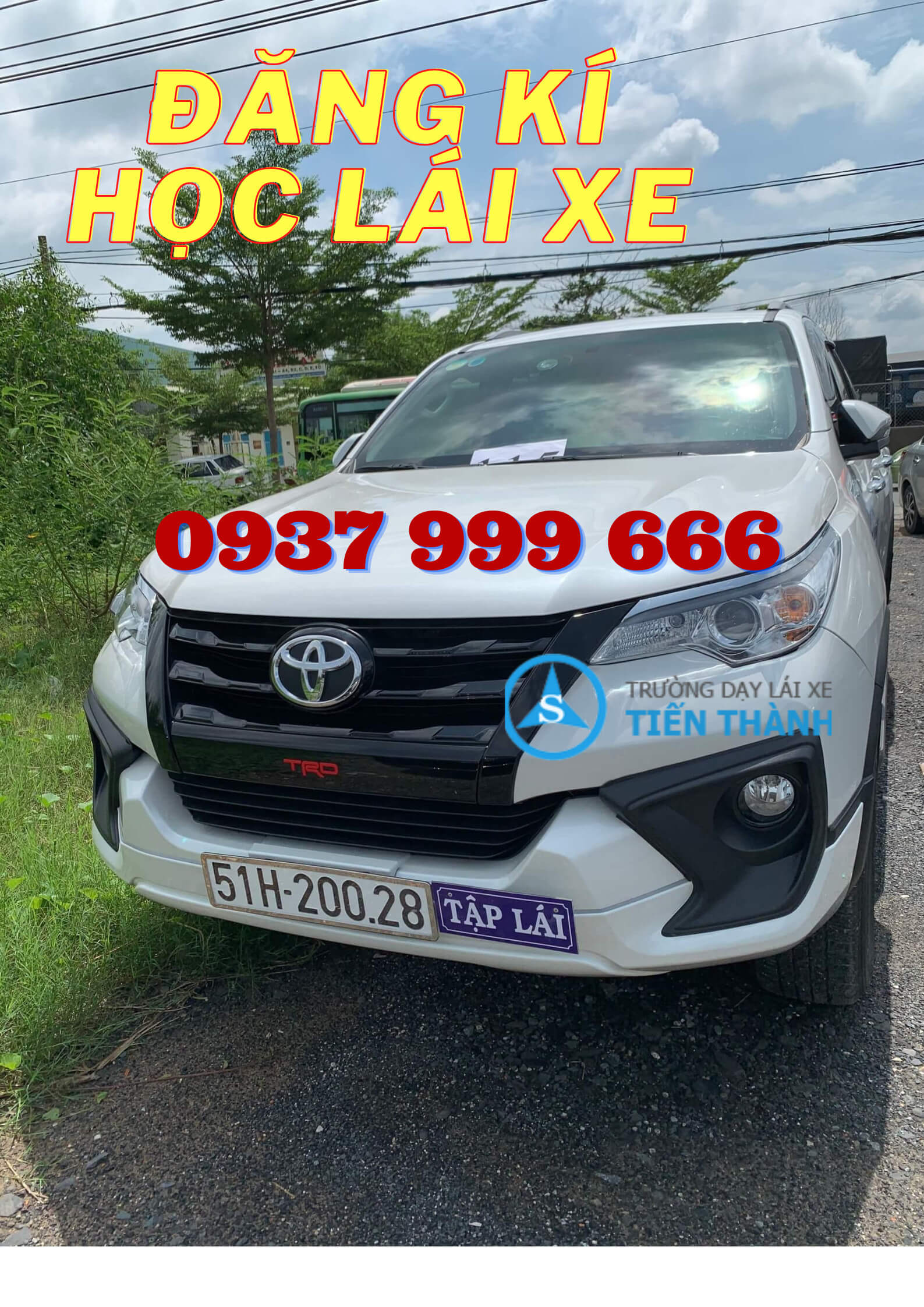 xe tap lai vip Tien thanh