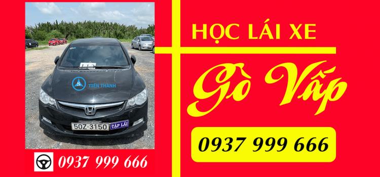 đào tạo lái ô tô tại quận Gò Vấp