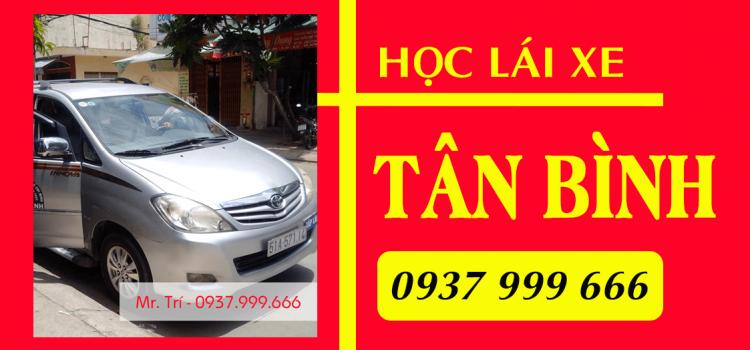 học lái xe quận Tân Bình tại Tiến Thành