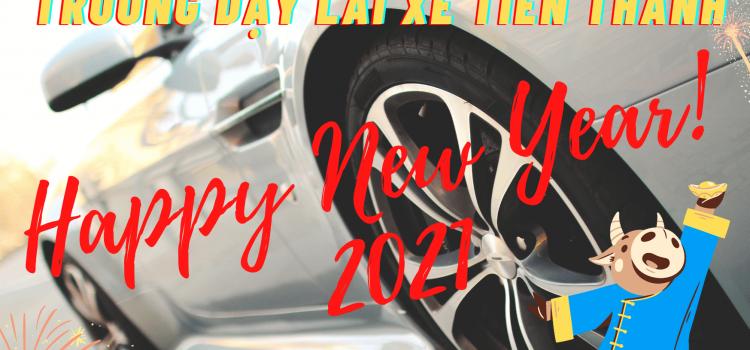 Chúc Mừng Năm Mới Tết Tân Sửu 2021!!